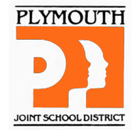 Plymouth School District logo