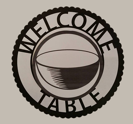 Welcome Table logo